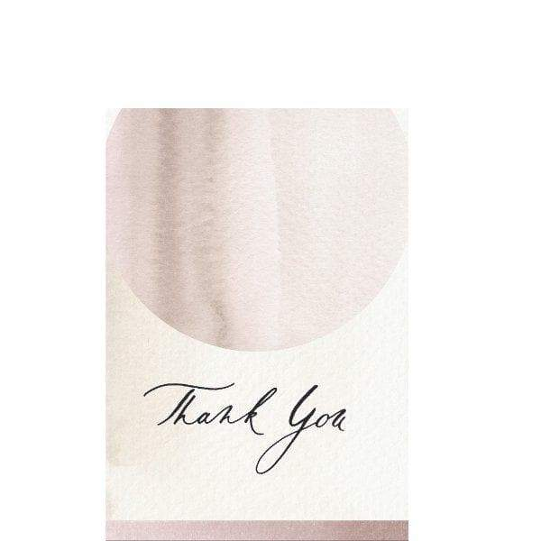 Postikortti - Thank you - LuKLabel