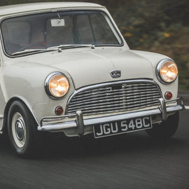 A Classic Mini Adventure With Afternoon Tea | Self Drive Voucher