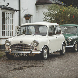 A Classic Mini Adventure: Weekend Edition | Self Drive Voucher