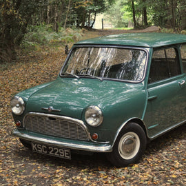 A Classic Mini Adventure | Self Drive Voucher
