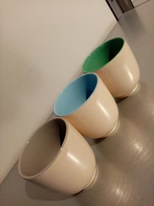Lot de 3 tasses - Bloomingville