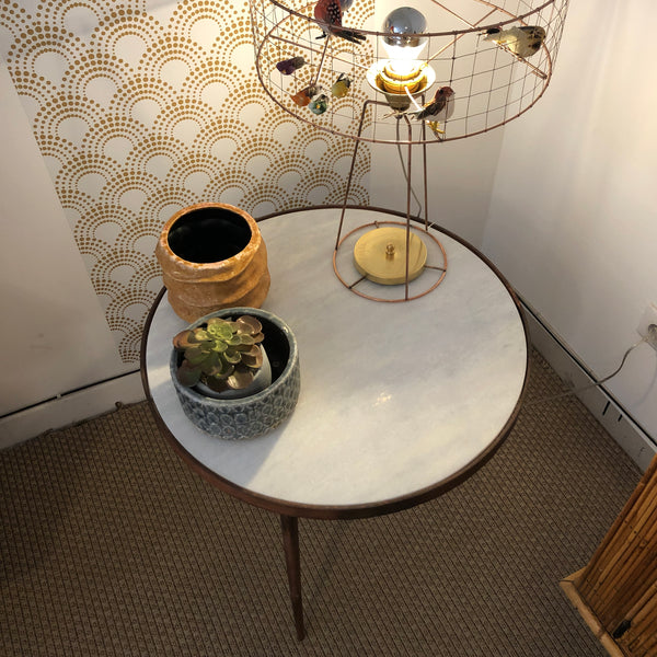 Table basse ronde - Athezza