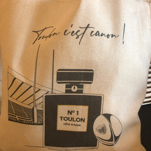 Tote Bag Toulon Mayol - Ilusionista