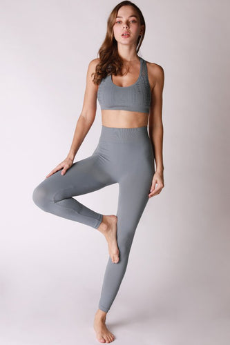 Seamless High Waist Legging
