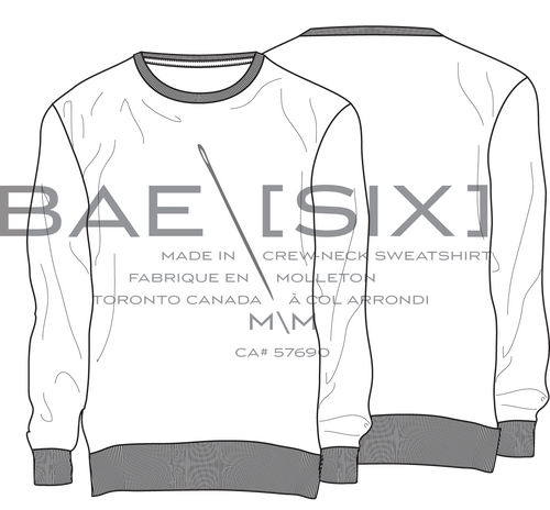 MEN'S FASHION CREWNECK