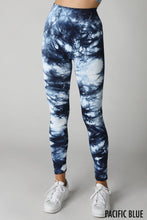 Load image into Gallery viewer, Seamless High Waist Tie Dye Leggings