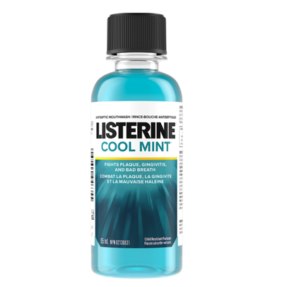 LISTERINE MOUTHWASH - COOL MINT
