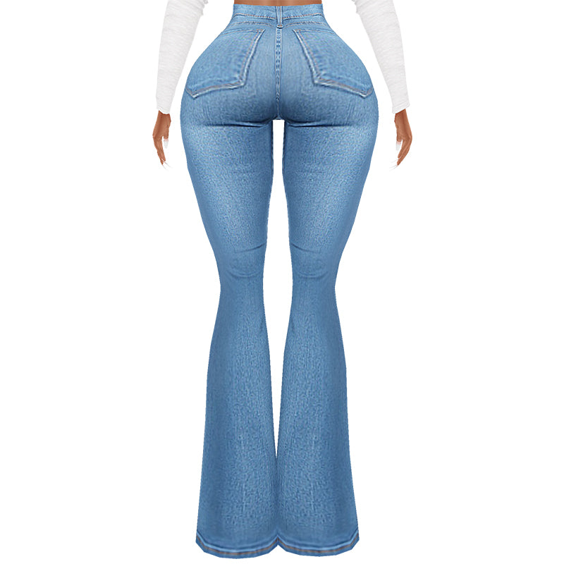 Hourglass Blue Jeans