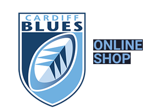Cardiff Blues - Online Shop