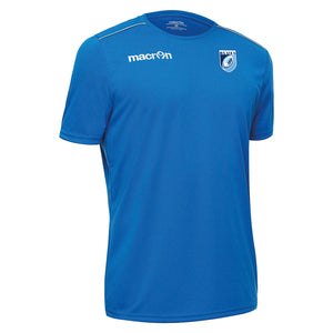 Royal Blue Gym Performance T-shirt Adult 19/20