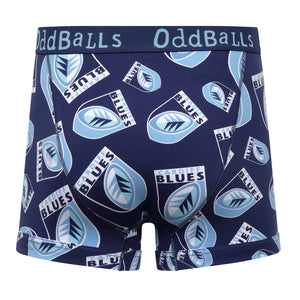 Cardiff Blues Oddballs Mens Boxers