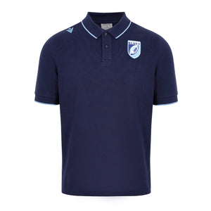 Cardiff Blues Travel Polo Adult 19/20