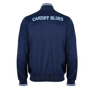 Cardiff Blues Presentation Jacket Adult 19/20