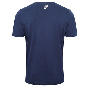 Cardiff Blues T-Shirt Navy Adult 18/19