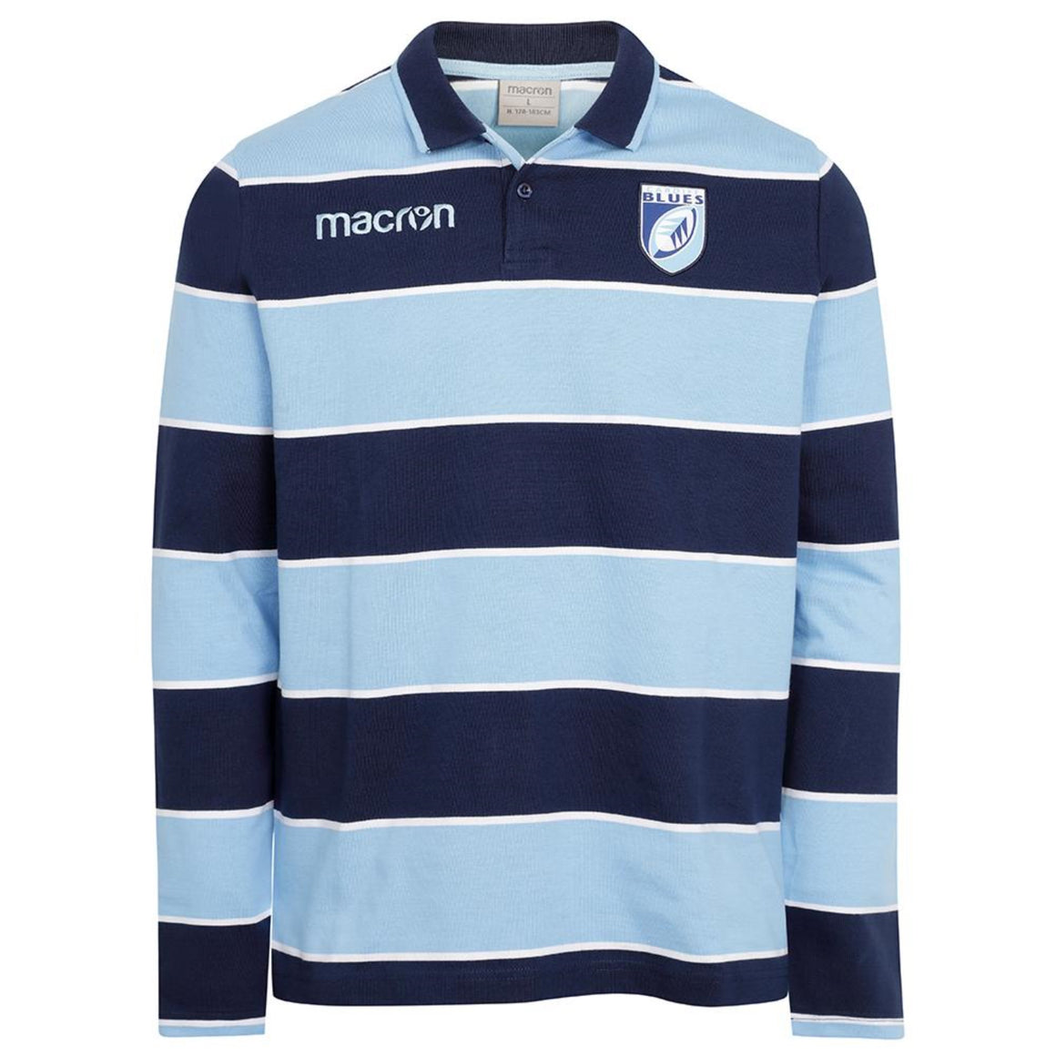 Cardiff Blues Rugger Jersey Adult