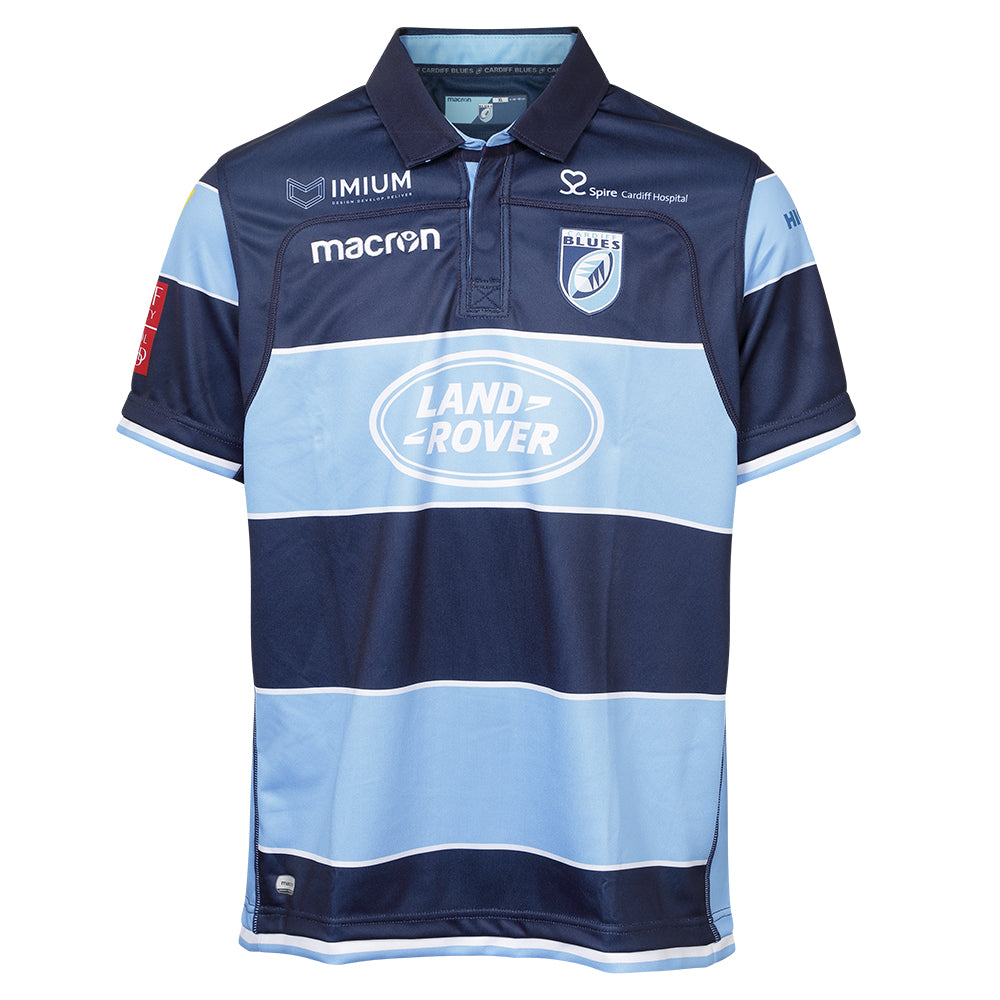 508852624 Replica Home Jersey Adult 18 19 - Cardiff Blues