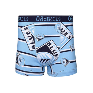 Cardiff Blues Oddballs Mens Boxers 19/20