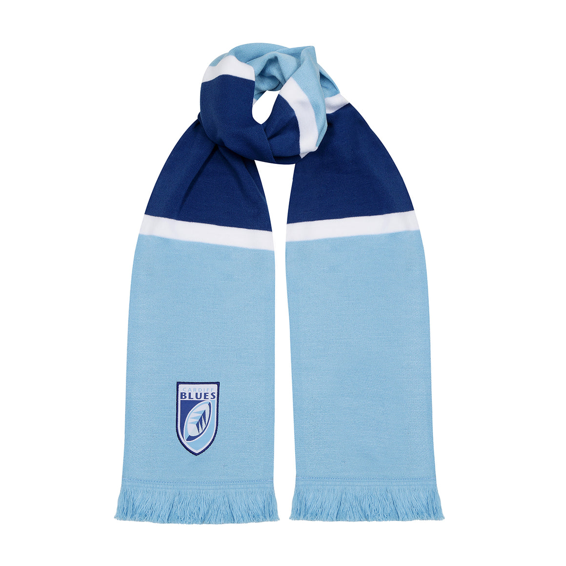 Cardiff Blues Scarf