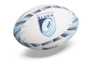 Cardiff Blues Gilbert Supporter Rugby Ball Size 5