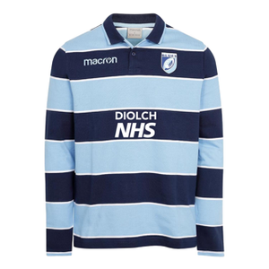 NHS Rugger Style Top