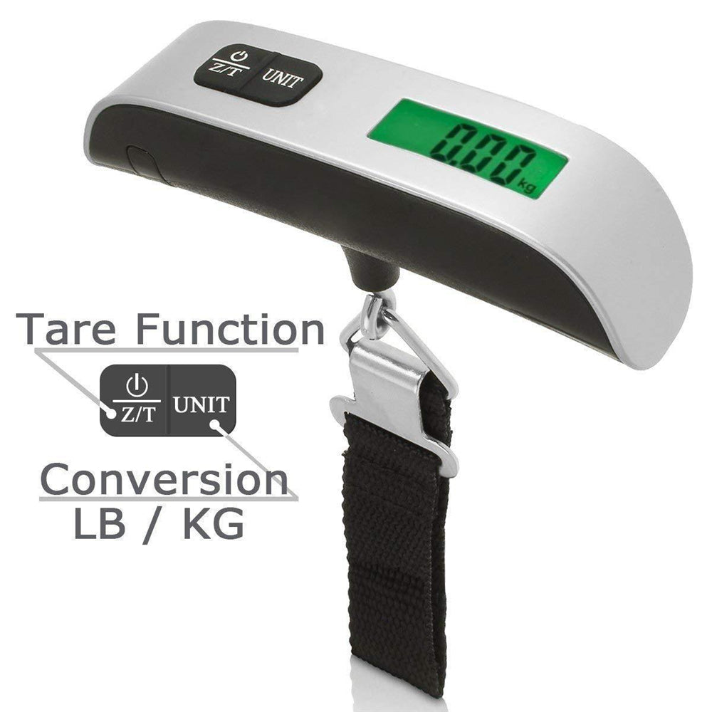 Luggage Scale with Digital LCD Screen