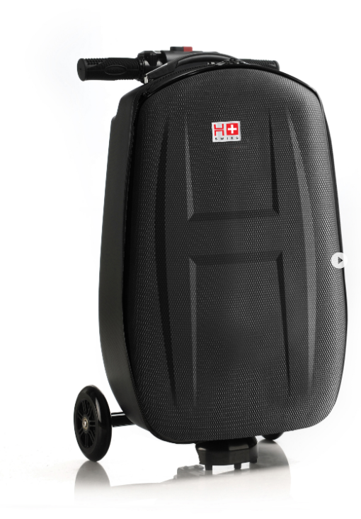 Smartmove Electric Scooter Suitcase and Backpack