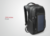 City Elite Solar Panel Backpacks with Smart Phone Extras