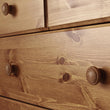 Copenhagen 2+4 Deep Drawer Chest Pine - Alidasa