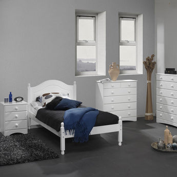 Scandi 2+4 Drawer Chest White alidasa.myshopify.com