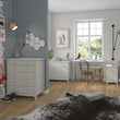 Florence 3 Drawer Dressing Table - Alidasa