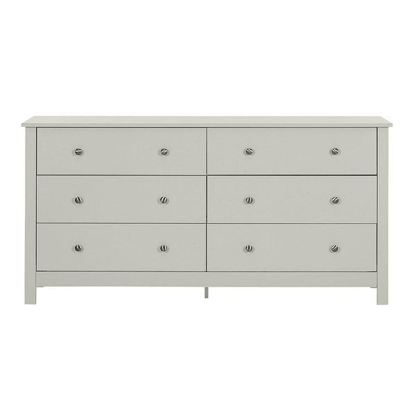Florence 3+3 Drawer Chest - Alidasa