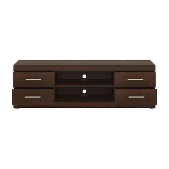 Imperial Wide 4 Drawer TV Cabinet - Alidasa