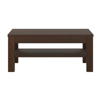 Imperial Coffee Table with shelf - Alidasa