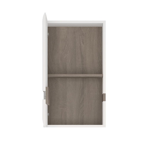 Chelsea 1 Door Wall cupboard (LH Door) - Alidasa