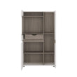 Chelsea Low Display Cabinet 85cm wide - Alidasa