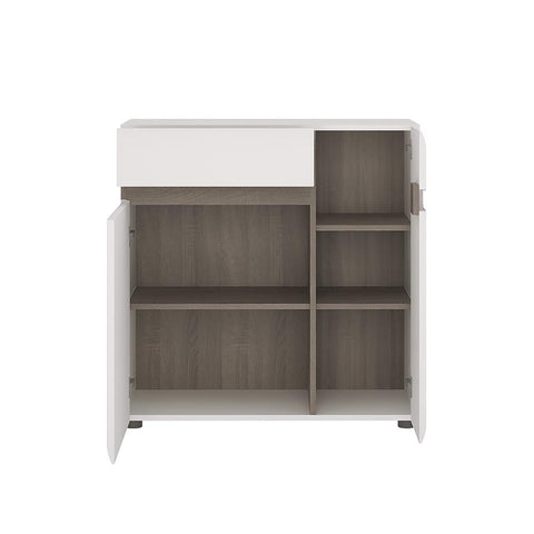 Chelsea 1 Drawer 2 Door Sideboard 85cm wide - Alidasa