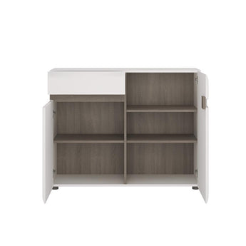 Chelsea 1 Drawer 2 Door Sideboard 109.5cm wide alidasa.myshopify.com