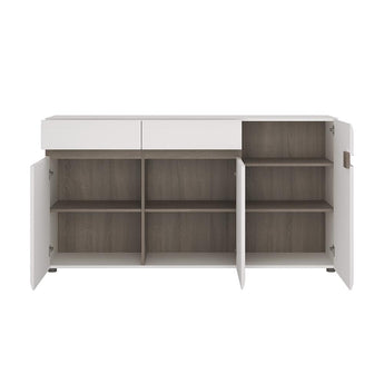 Chelsea 2 Drawer 3 door sideboard - Alidasa