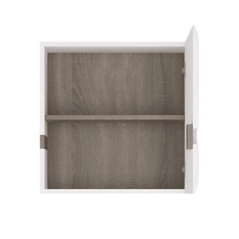Chelsea 1 door wall cupboard (side trim) - Alidasa