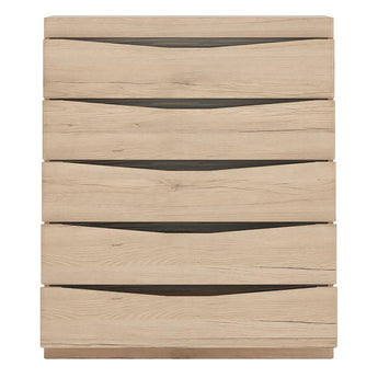 Kensington 5 Drawer Chest - Alidasa