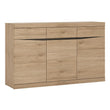 Kensington 3 Door 3 Drawer Sideboard - Alidasa