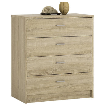 4 You 4 Drawer Chest - Alidasa