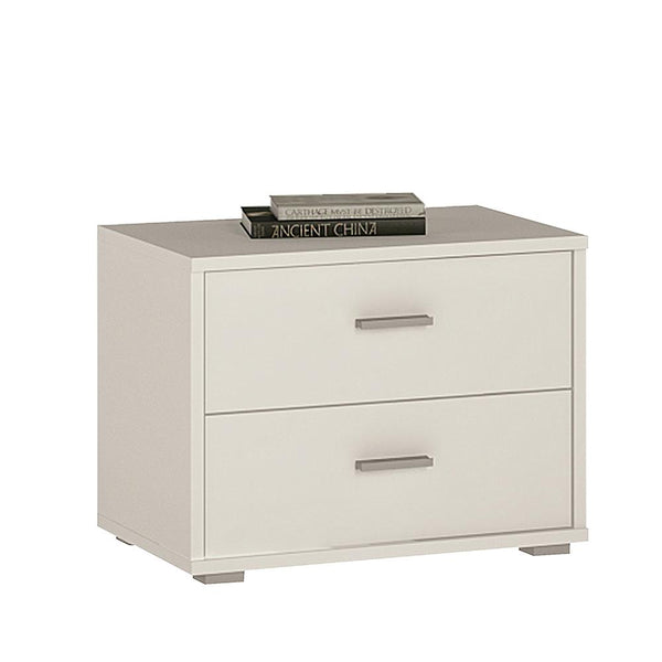 4 You 2 Drawer Low Chest/Bedside - Alidasa