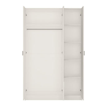 4 You 3 door wardrobe (inc mirror) alidasa.myshopify.com