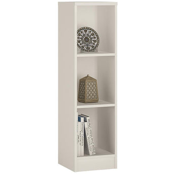 4 You Medium Narrow Bookcase - Alidasa