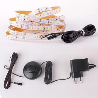 For Monaco 160 cm bed Warm White LED strip alidasa.myshopify.com