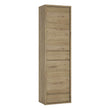 Shetland 2 Door 2 Drawer narrow cabinet alidasa.myshopify.com