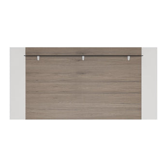 Toronto Rear Wall fitting for 190cm TV Cabinet (inc Tasma Flex Lighting) - Alidasa
