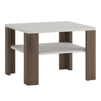 Toronto Coffee Table with shelf - Alidasa