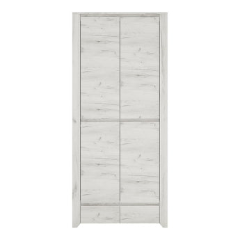 Angel 2 Door 2 Drawer Fitted Wardrobe - Alidasa